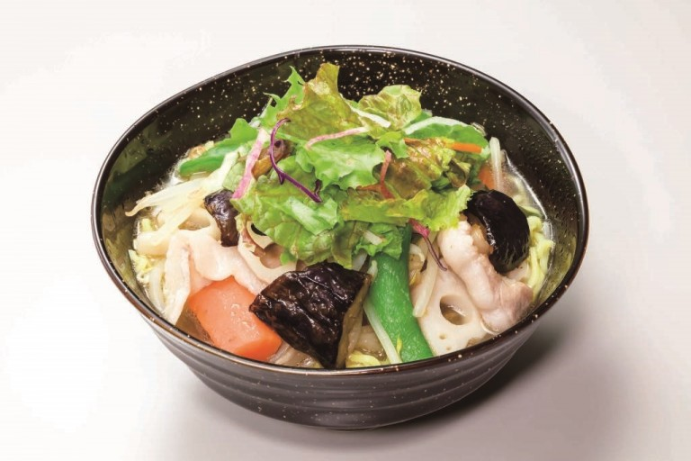 1日分の野菜のベジ塩タンメン【糖質0麺】