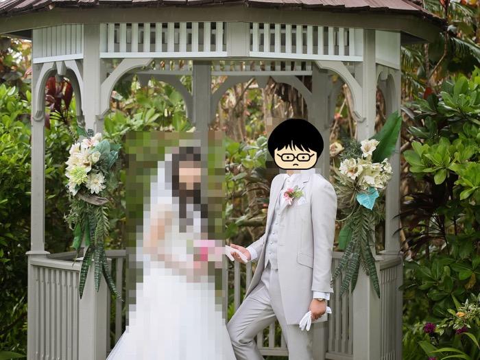 11日間で4.3kg痩せて無事結婚式を挙げました